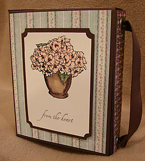 Bloomin Beautiful Stationary Set Cover OHS