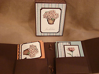 Bloomin Beautiful Stationary Set 2 OHS