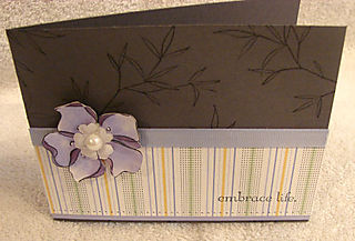 Embrace Life Stationery Set Card 3 OHS