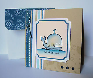 Pun Fun Whale Card OHS