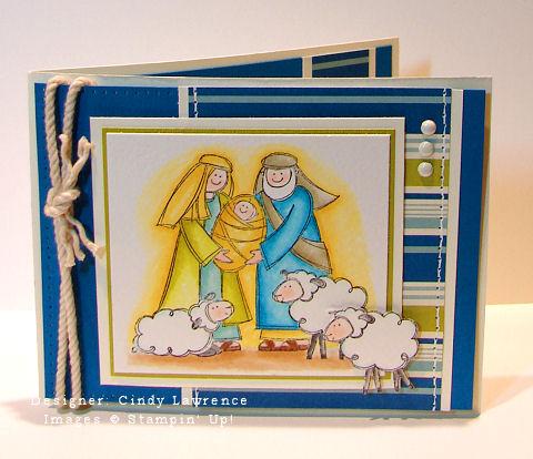 Baby Jesus Is Born 1 - OHS