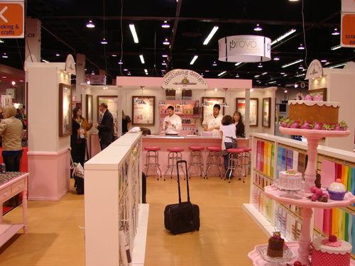 CHA 2009 Doodlebug Booth