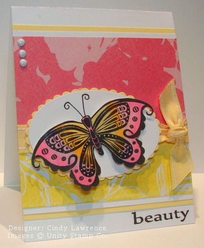 Butterfly Beauty 1 - OHS
