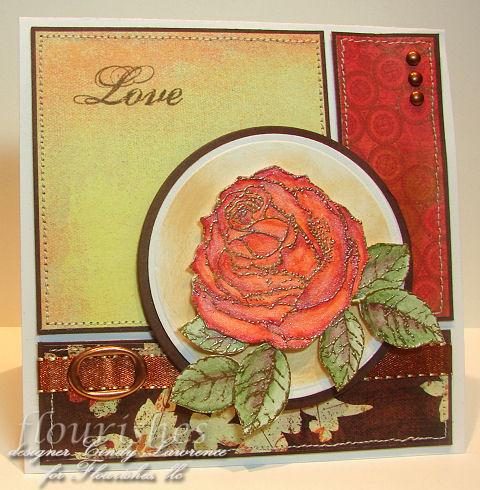 Rose 3 Shimmerz - OHS