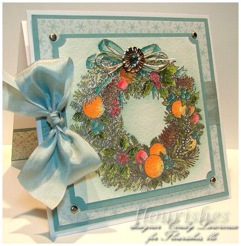 Christmas Wreath 2 - OHS