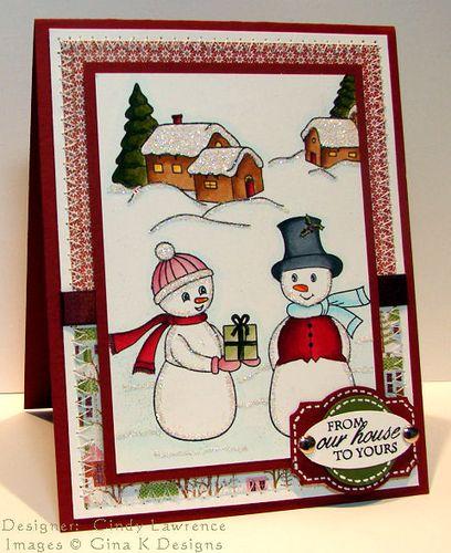 Winter Friends 1 - OHS