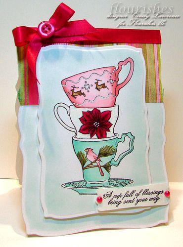 Christmas Tea 2 - OHS