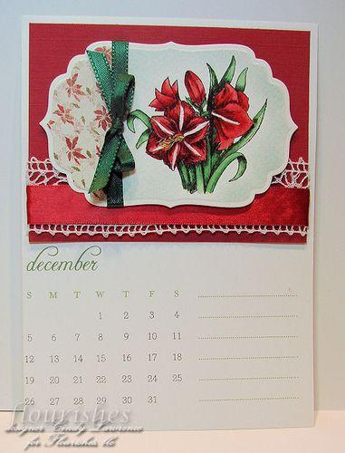 Year of Flowers Amaryllis 1- OHS