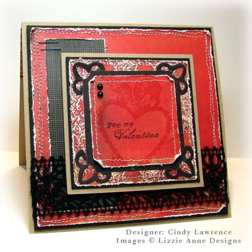Vintage Valentine 1 - OHS