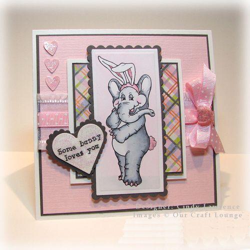 Pea-nut Bunny 1 - OHS