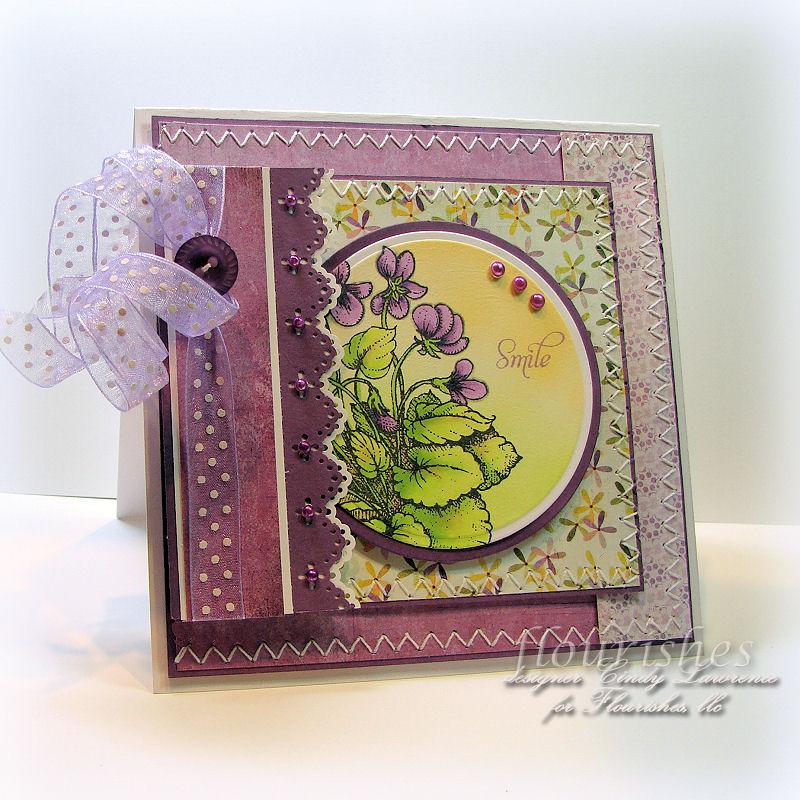 Violets 3 - OHS