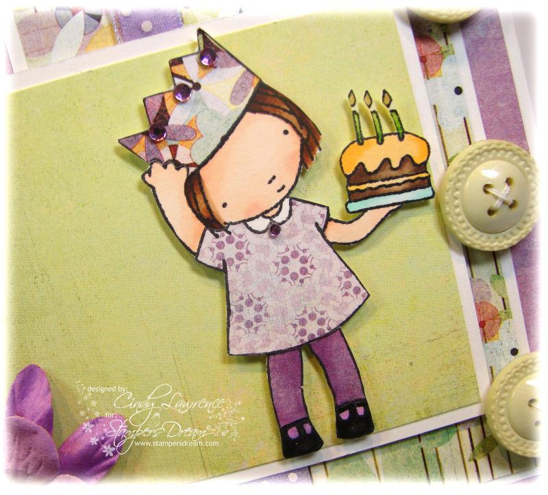 MFT Pure Innocence Birthday Princess 1 Close-Up - OHS