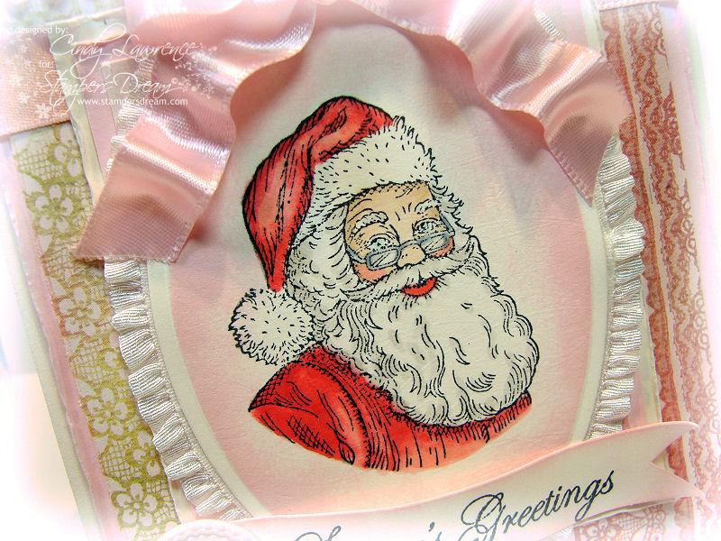 JustRite Vintage Christmas 1 Close-Up - OHS