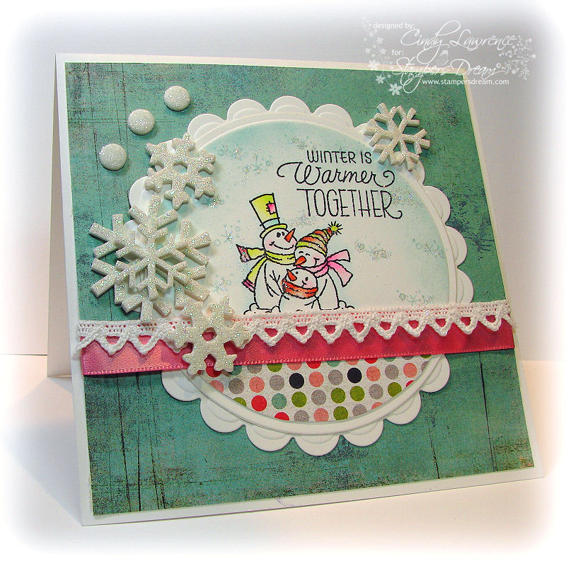 Stampendous Winter Warm 1 - OHS