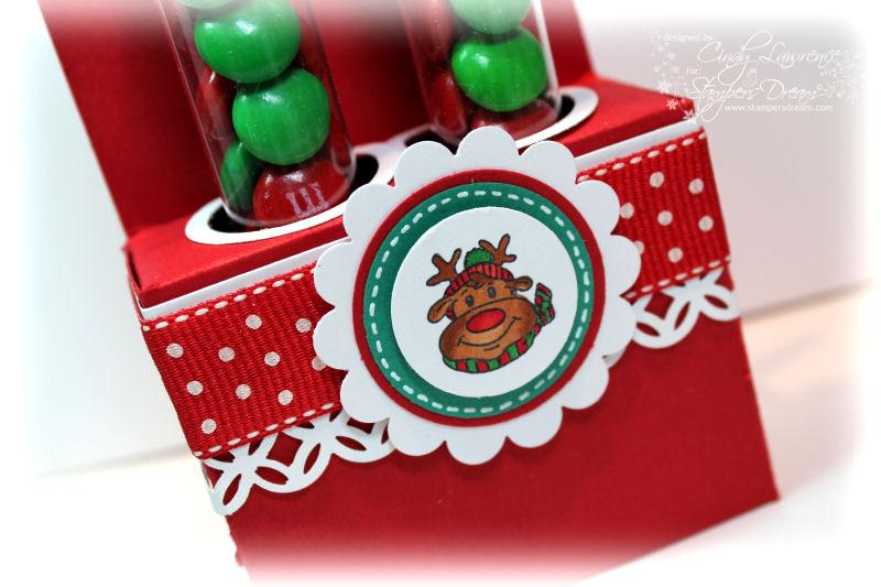 JustRite Holiday Cheer 1 Close Up - OHS