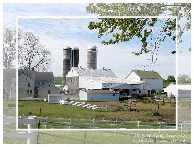 Lancaster PA Farm 1 - OHS