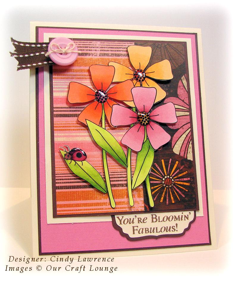 Pretty Petals 1 - OHS