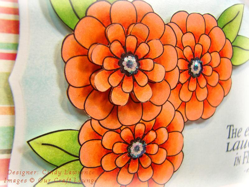 Fabulous Florals 2 Close-Up - OHS
