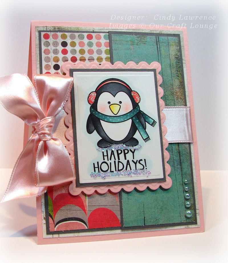 Penguin Fun 1 - OHS