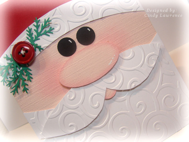 Santa Face Close-Up - OHS