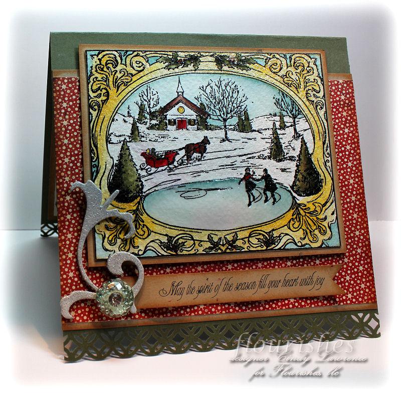 Christmas Postcard 1 - OHS