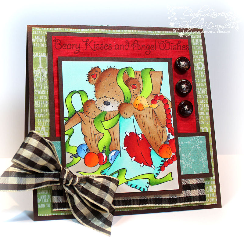 Crafters Companion Angel Wishes 1 - OHS