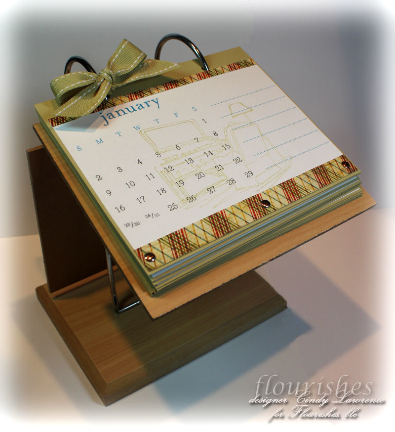 2011 calendar for jim - january ohs