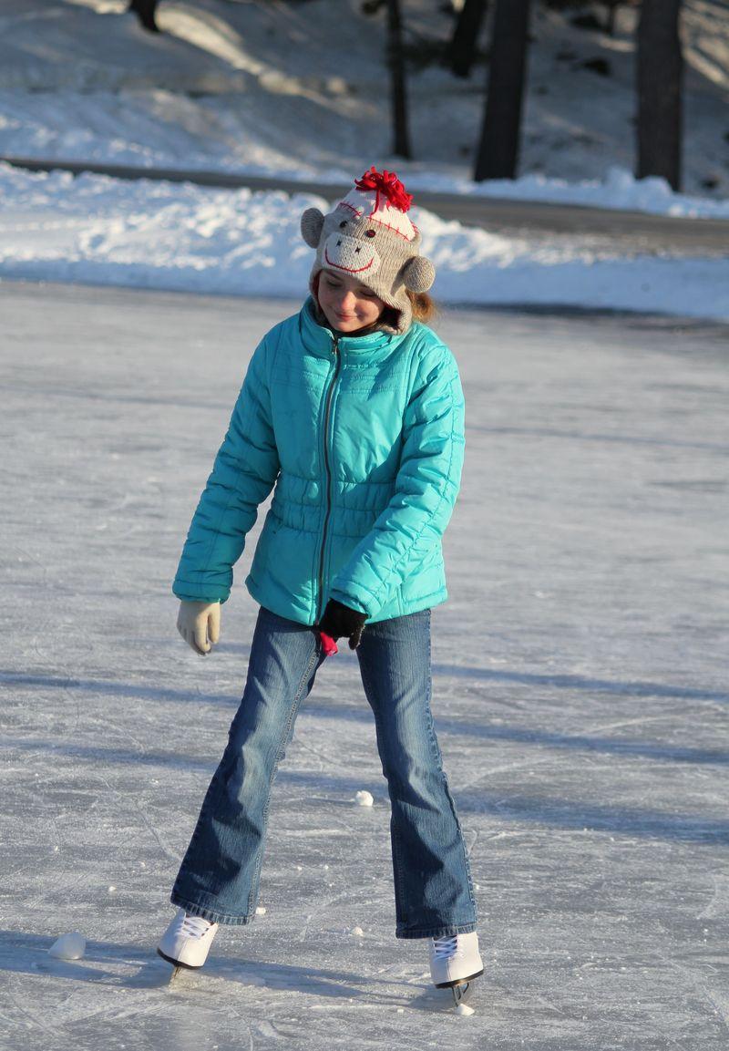Jan 17 2011 - Abbi Skating
