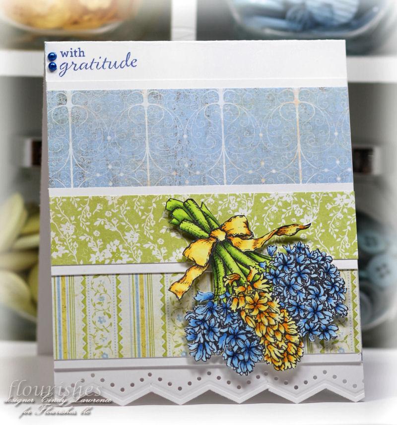 Hello Hyacinth 2 - OHS