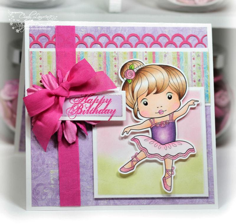 LaLaLand Marcie Ballerina 1 - OHS