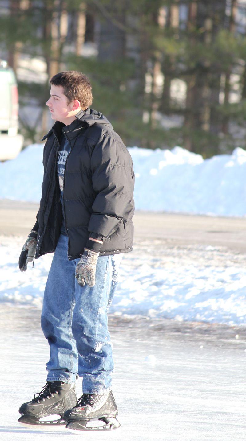 Jan 17 2011 - Nick Skating