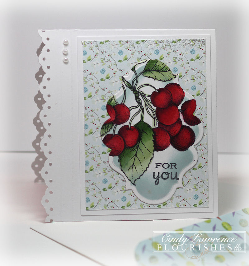 May Card Class Project 5 - OHS
