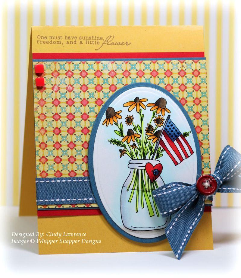 Patriotic Flowers 1 - OHS