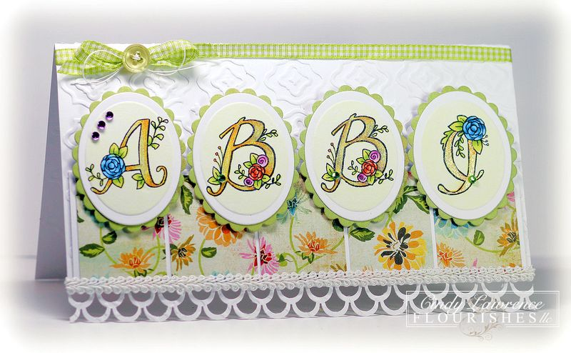 Letters In Blossom 1 - OHS