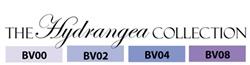Copic Hydrangea
