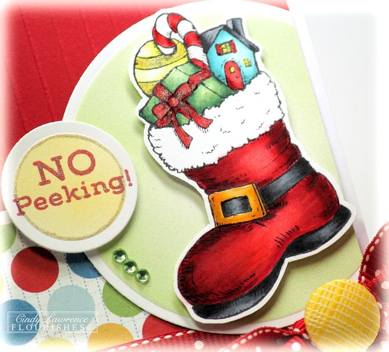 Dear Santa 1 Close Up - OHS