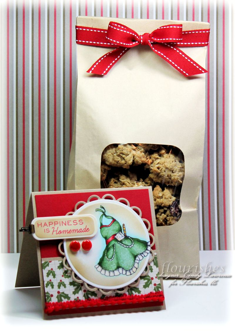 Fresh Baked 2 Card Cookies - OHS