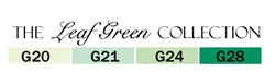 Copic Leaf Green