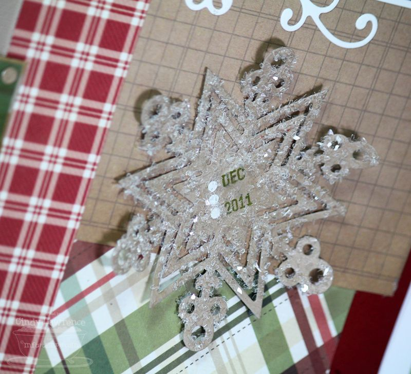 MFTScrap2 Large Snowflake - OHS