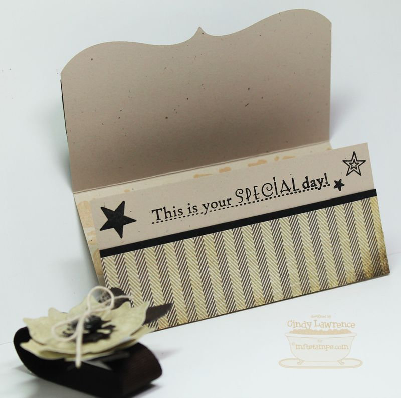 Gift Card Holder Flap One