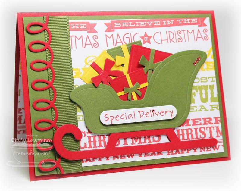 Christmas Gift Card Holder 3 - OHS