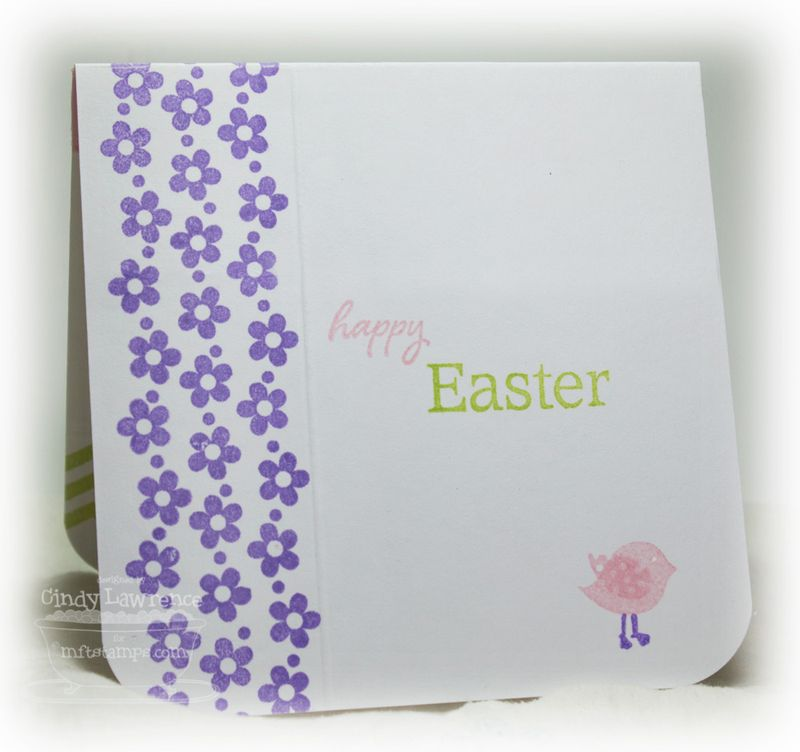 Embellished Eggs Card 1 Inside - OHS