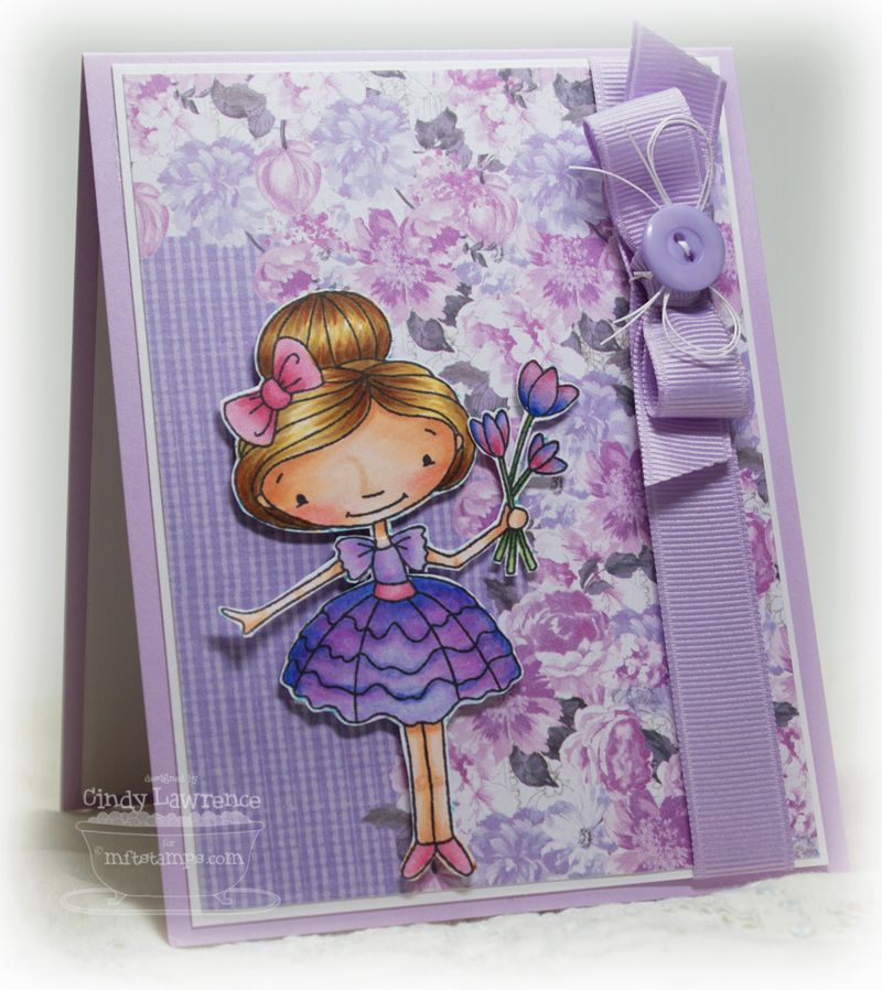 Doodle Garden Springtime Wishes 1 - OHS