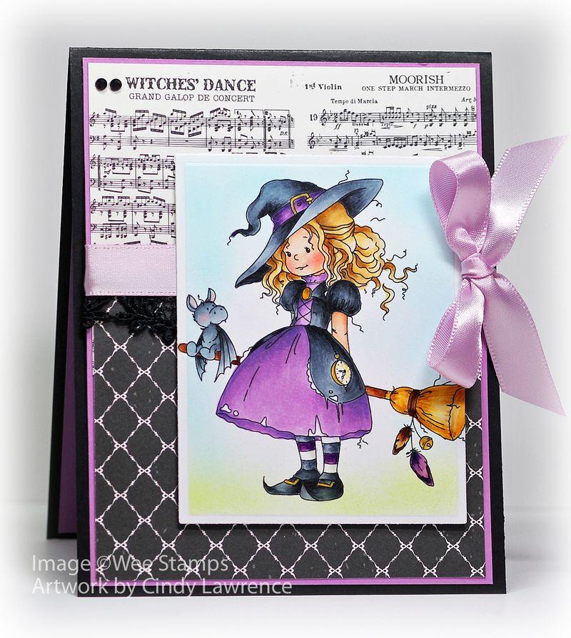 Wee Stamps Hazel 1 - OHS