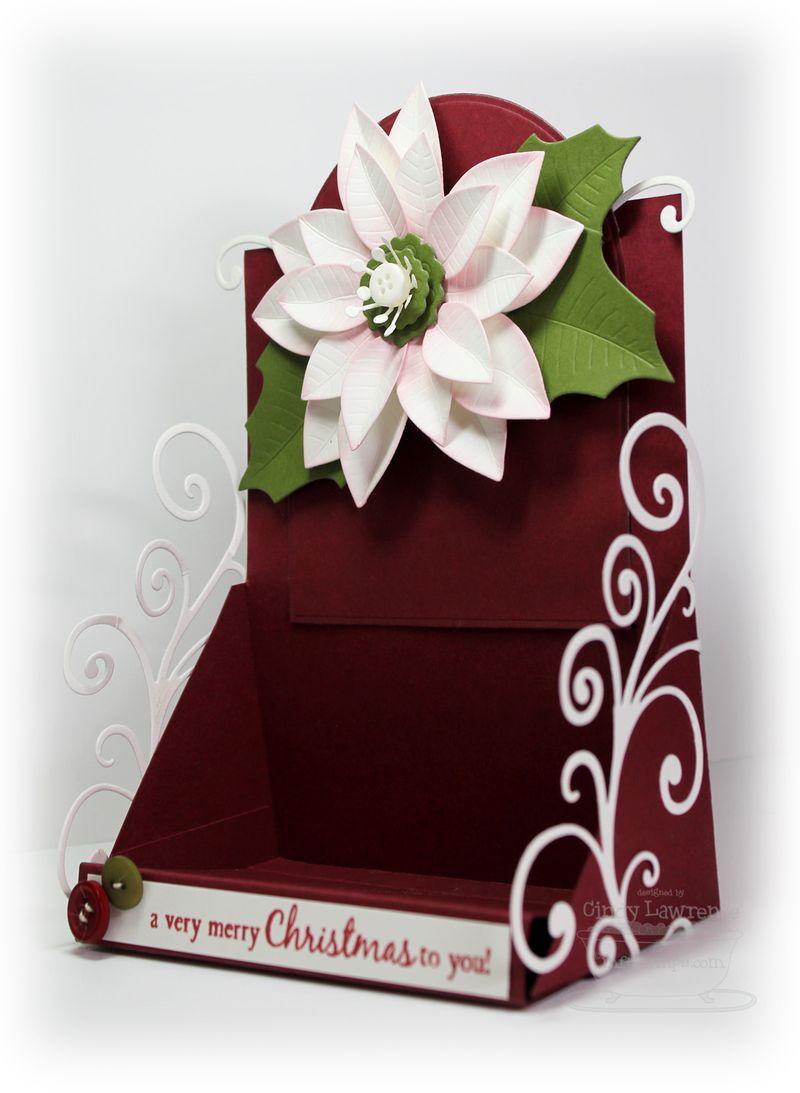 MFT Die-namics Christmas Calendar Holder