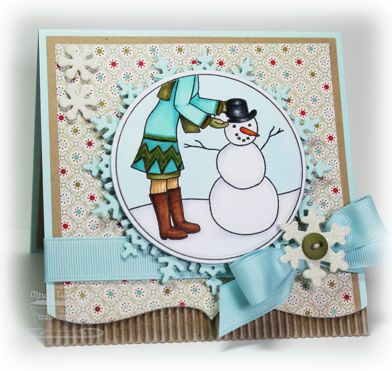 WTG Snowman 1 - OHS