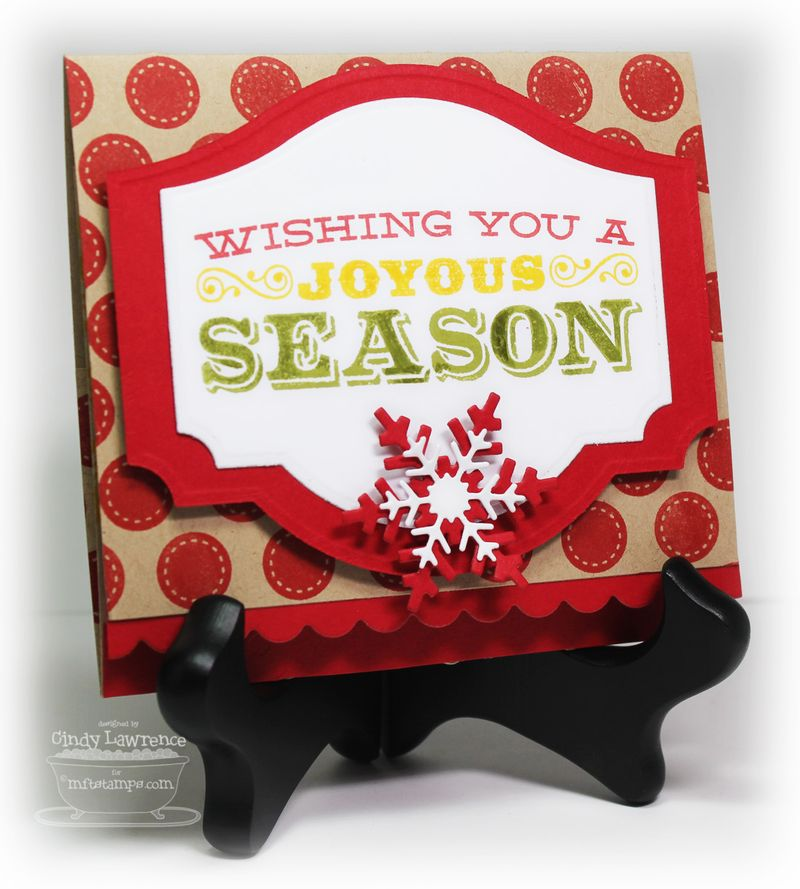 Christmas Gift Card Holder 2 - OHS