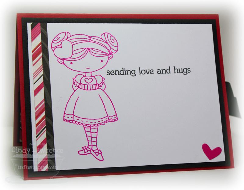 Doodle Garden Sweet Friend 1 Inside - OHS