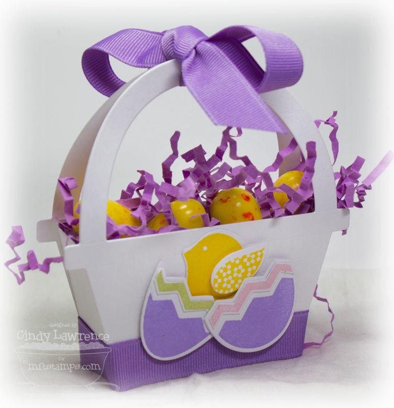 Embellished Eggs Basket 2 - OHS