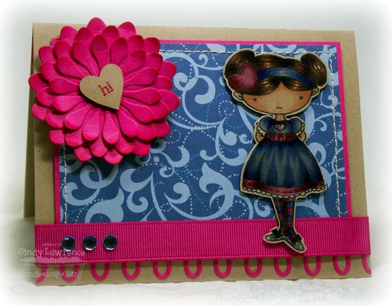 Doodle Garden Sweet Friend 2 - OHS